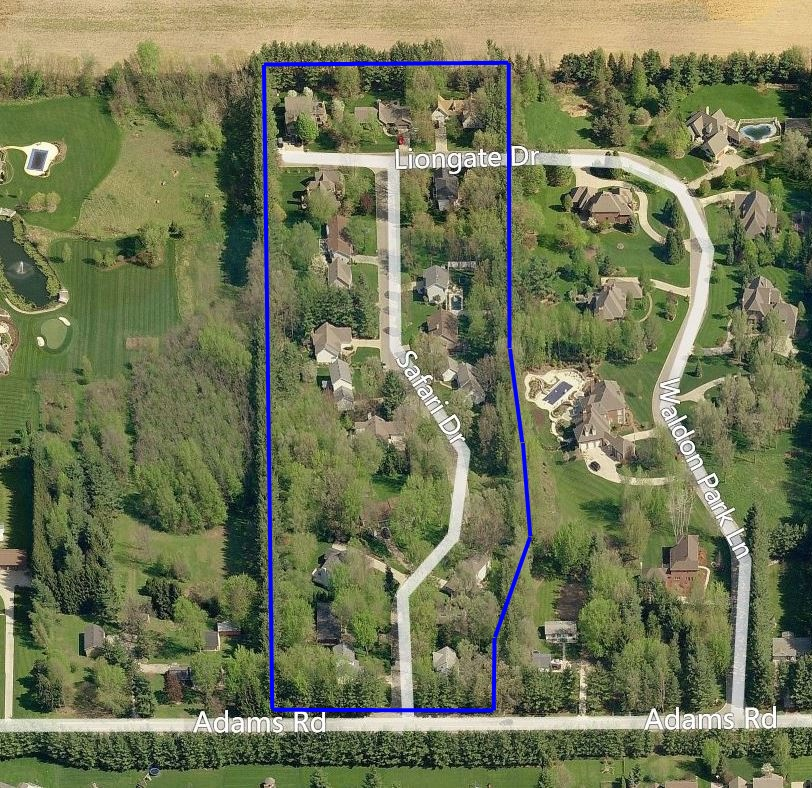 Partridge Creek Real Estate Listings: Lions Gate