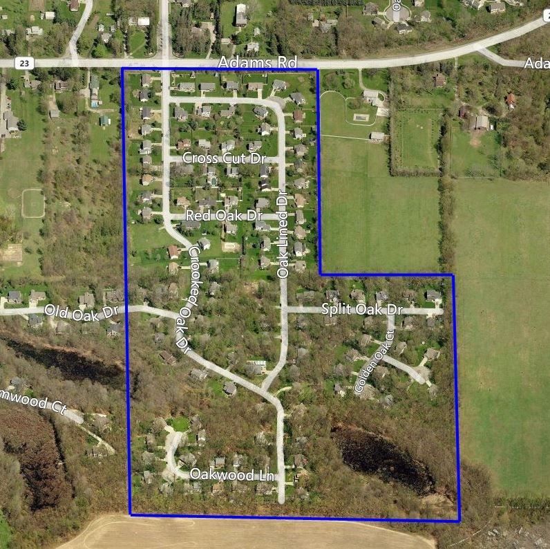 Partridge Creek Real Estate Listings: Oak Ridge