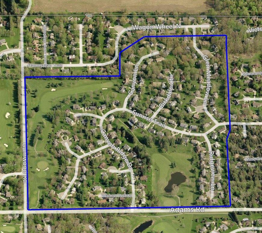 Partridge Creek Real Estate Listings: Quail Ridge North