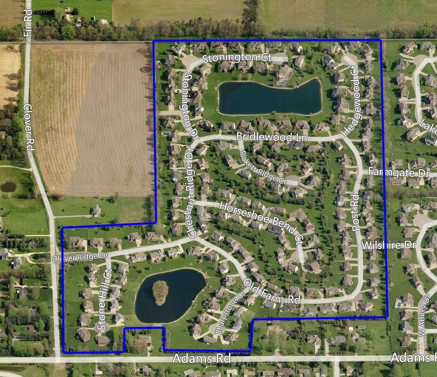 Partridge Creek Real Estate Listings: Saddlebrook