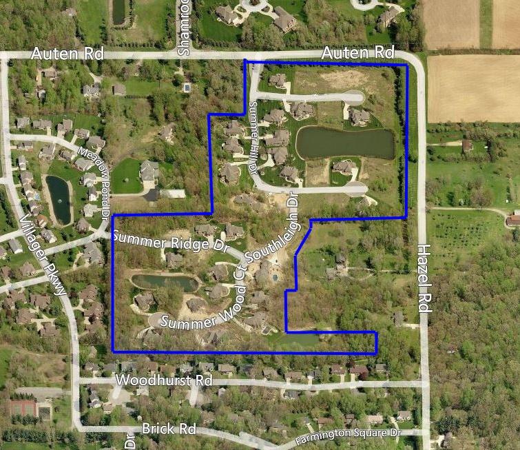Partridge Creek Real Estate Listings: Summer Hill