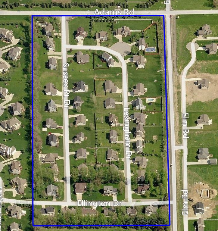 Partridge Creek Real Estate Listings: Sussex Point