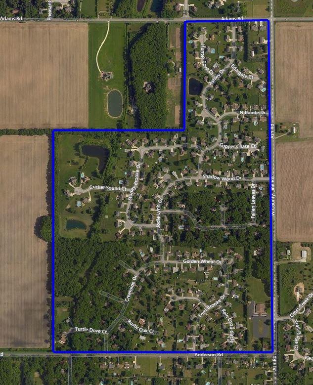 Partridge Creek Real Estate Listings: Terri Brooke Estates