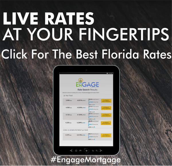 Low Florida Mortgage Rates