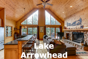 Lake Arrowhead Home Search