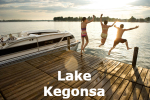 Lake Kegonsa Home Search