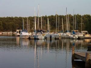 Marina on Lake Petenwell