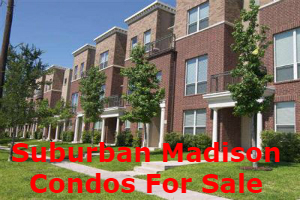Madison Area Condos for Sale