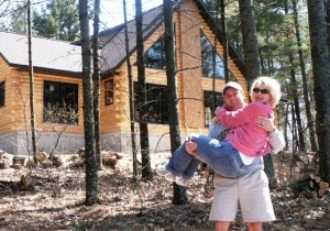 Our first lake house at Lake Petenwell