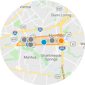 Merrifield Real Estate Map Search