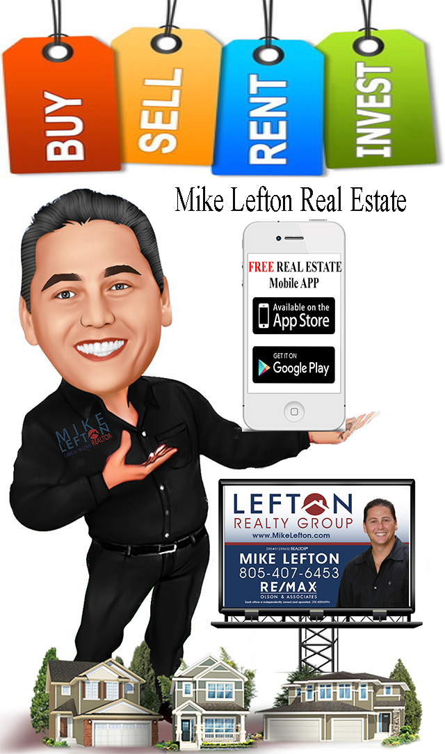 Mike Lefton real estate mobile app