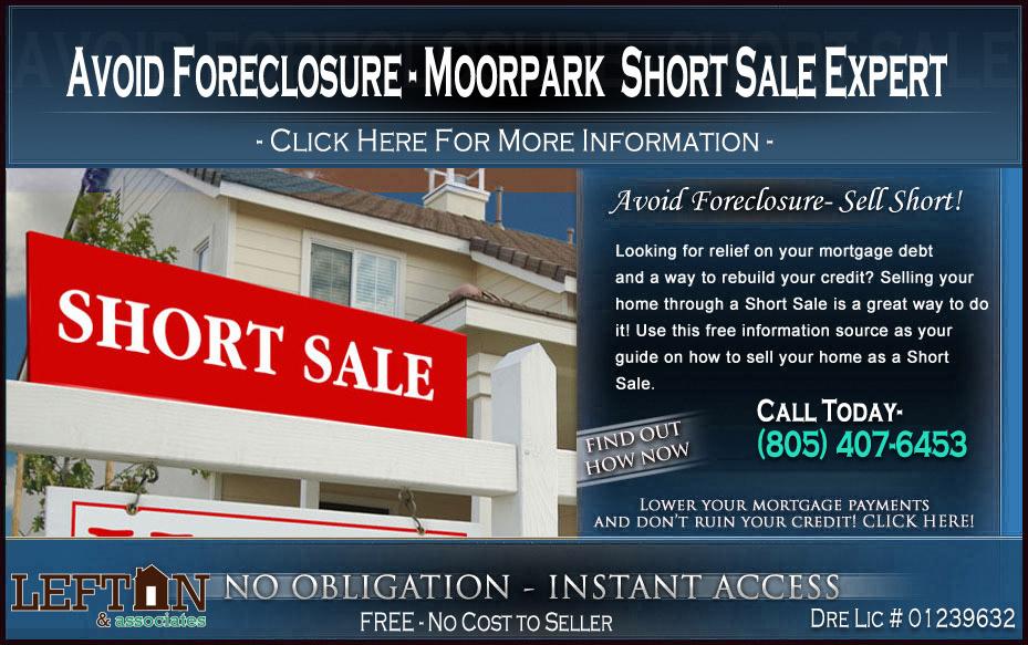 Short Sale Specialist Moorpark