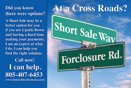 Simi Valley Short Sale realtor