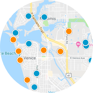 South Venice Real Estate Map Search