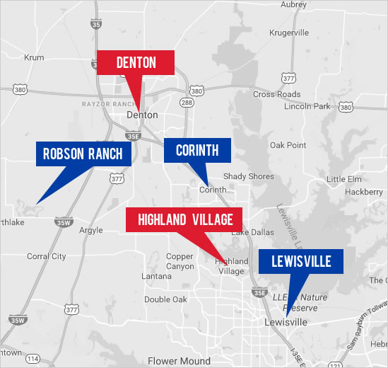 Explore Denton Real Estate
