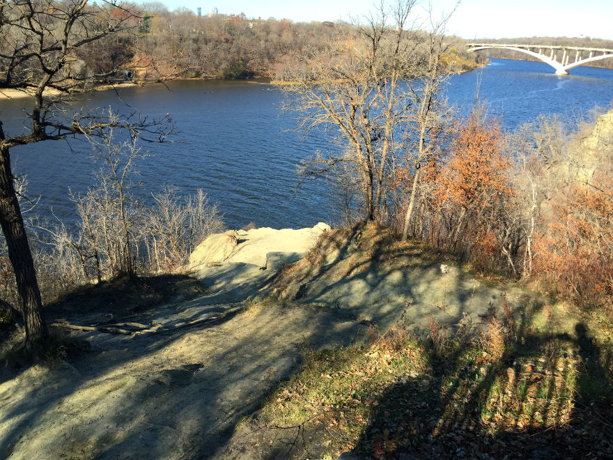 Mississippi River and Trails November Mac/Groveland St Paul