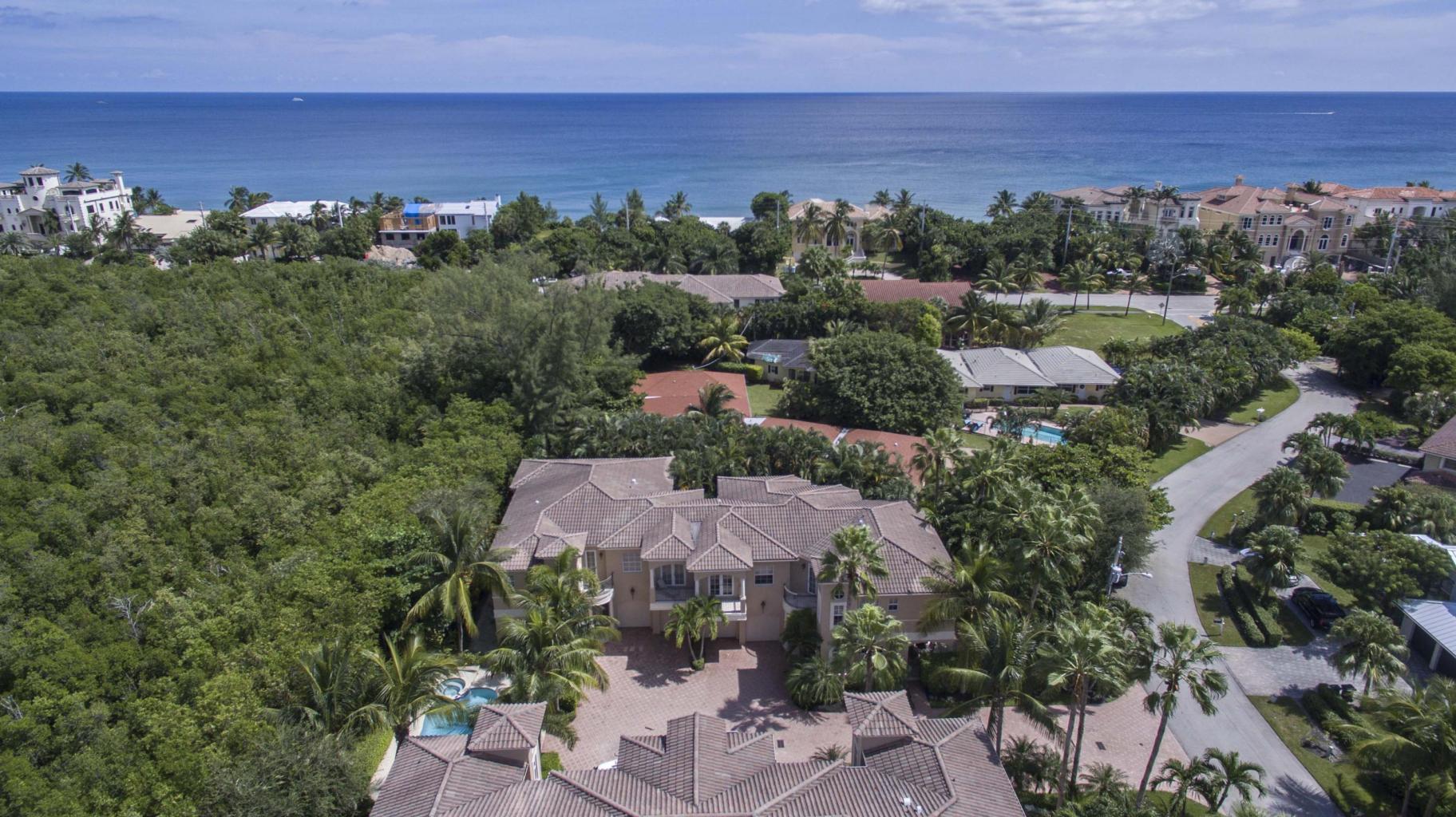Bel Lido Highland Beach Home for Sale