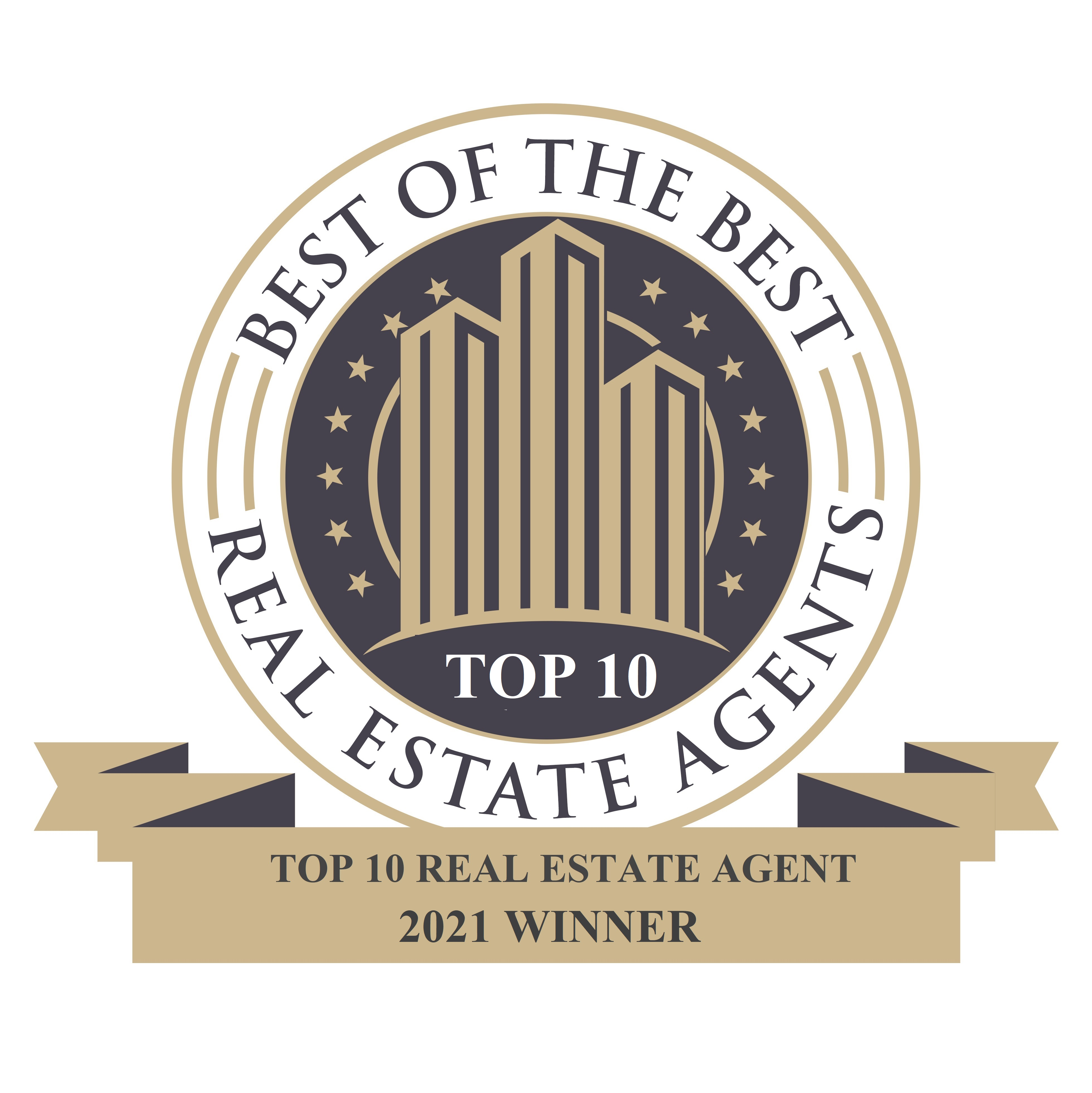Best of the Best Real Estate Agent