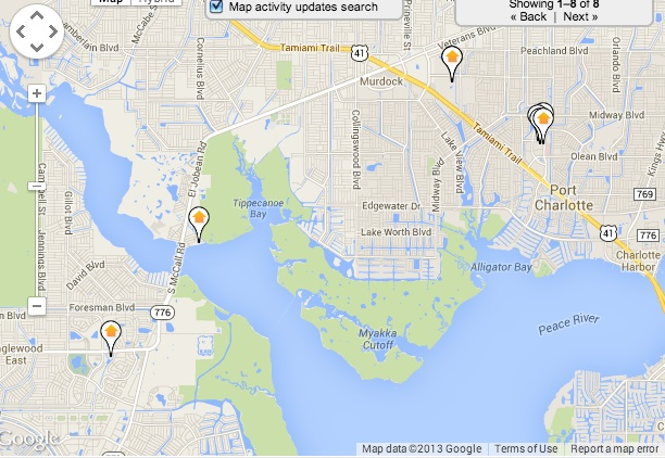 Port Charlotte Condos Search