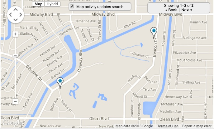 Port Charlotte Golf Course Home Search