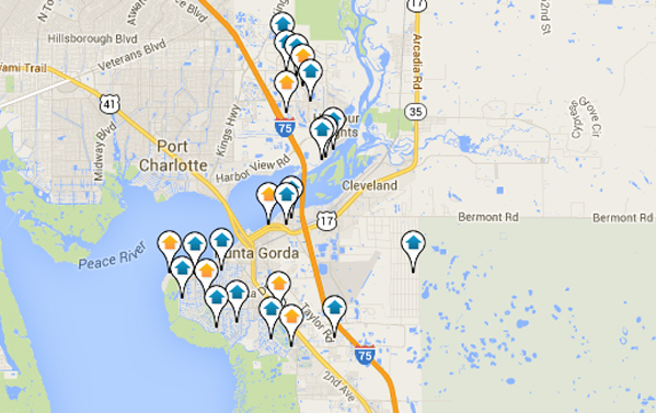 Punta Gorda Home Search