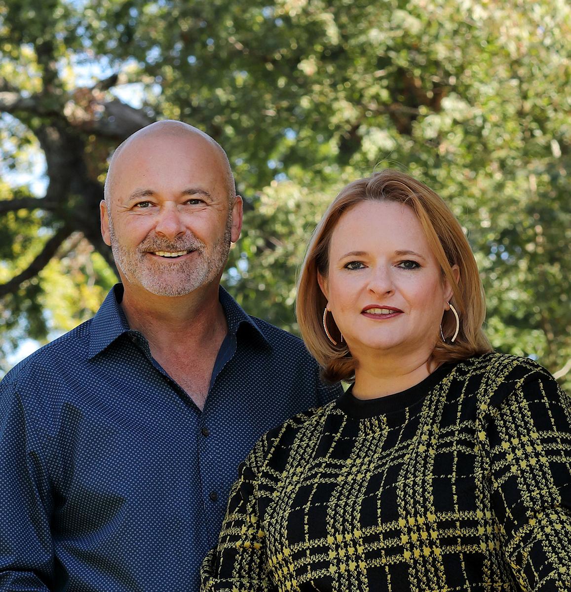Ken and Liz Norris