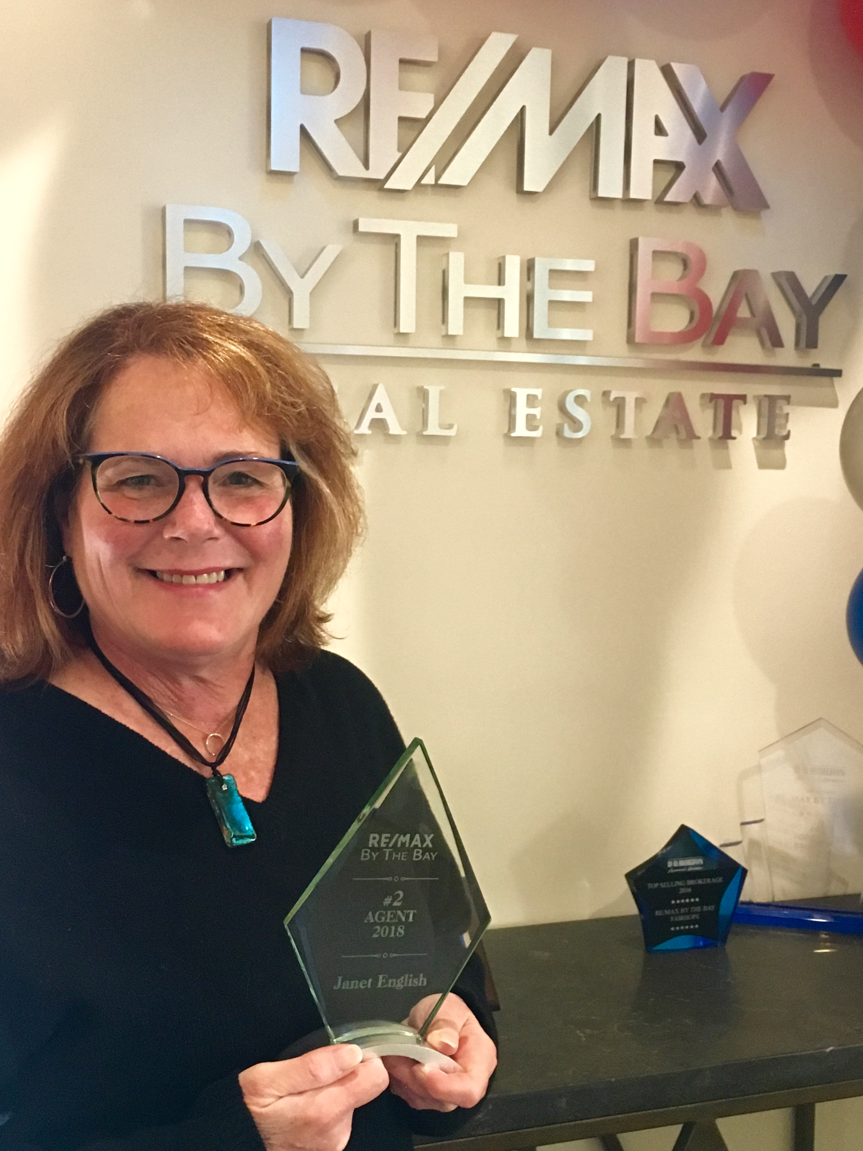 Janet English, top agent at RE/MAX By The Bay