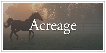 Homes with Acreage Montgomery County MD