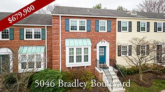 5046 Bradley Boulevard Chevy Chase MD 20815