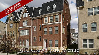 610 Crown Park Avenue Gaithersburg MD 20878