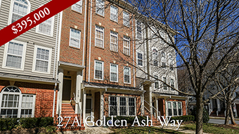 27A Golden Ash Way Gaithersburg MD 20878