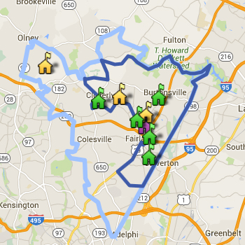 Paint Branch High School Cluster Homes for Sale