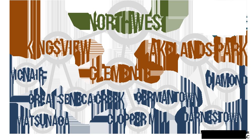 Northwest Cluster Schools
