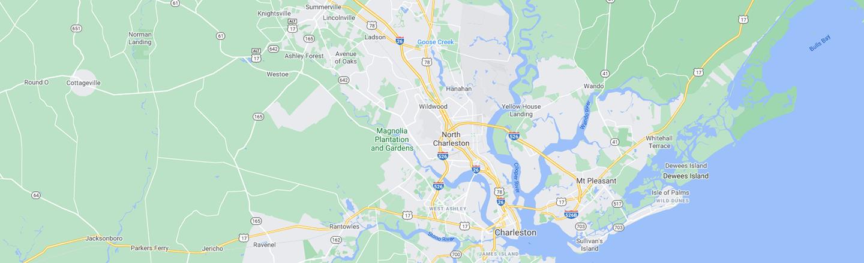 Summerville & Charleston Interactive Map Search