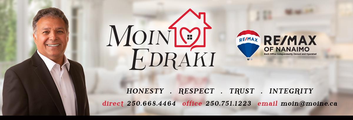 Moin Edraki- Realtor
