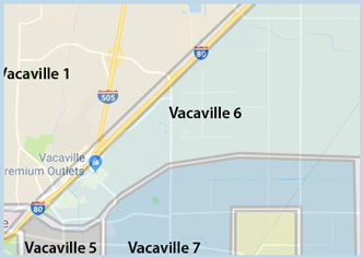 Vacaville Outlets Map >> Vacaville 6 Area