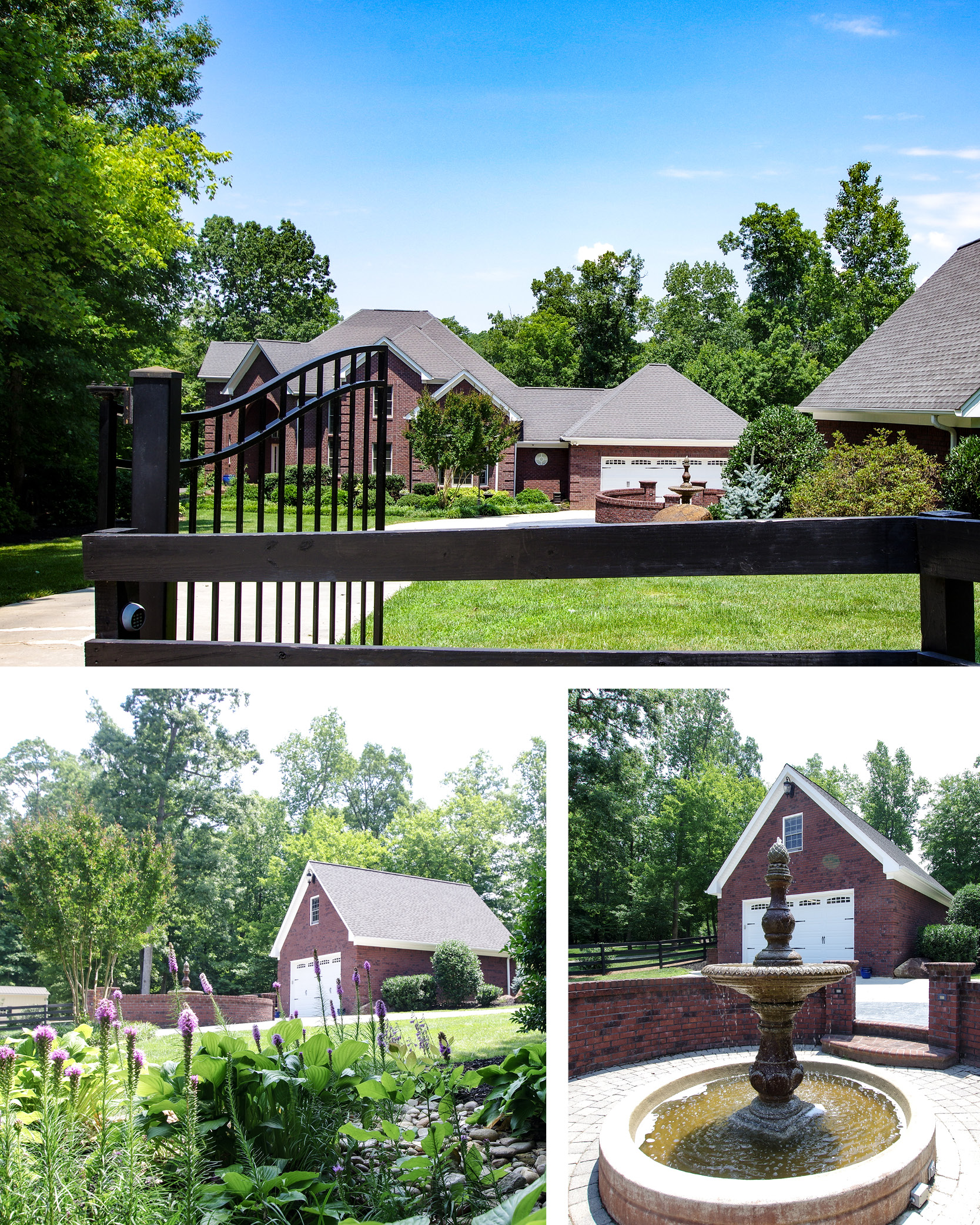 High Rock Lake Waterfront Home For Sale