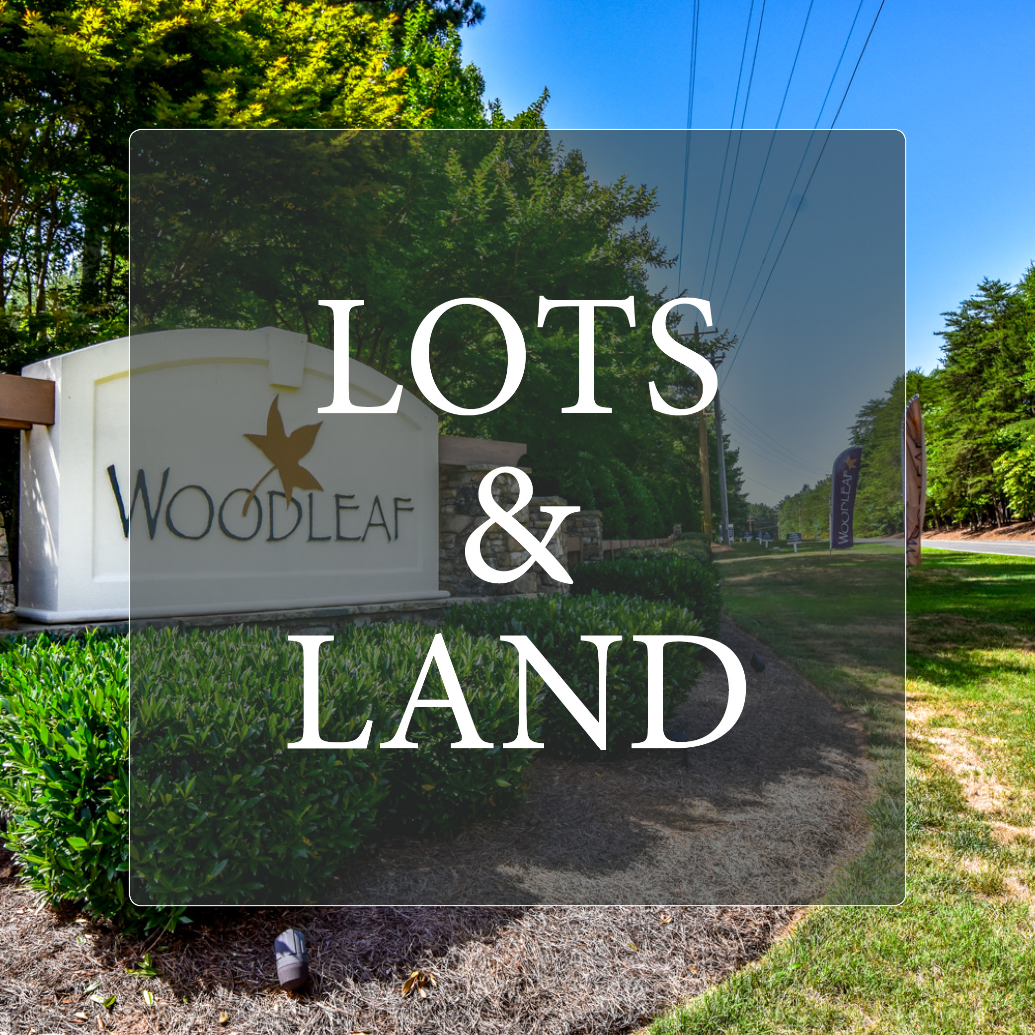 Lake Norman Area Lots and Land For Sale