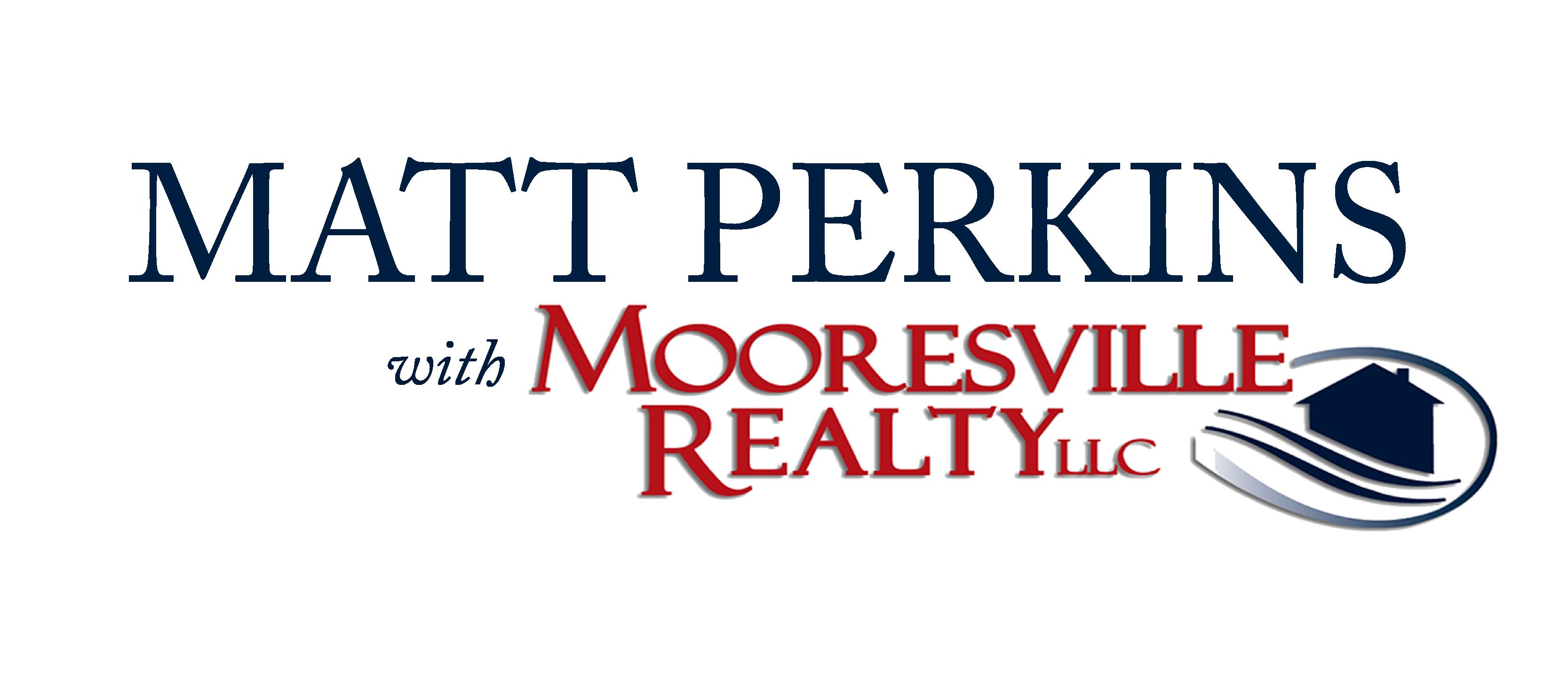 Matt Perkins, Realtor, Mooresville Realty