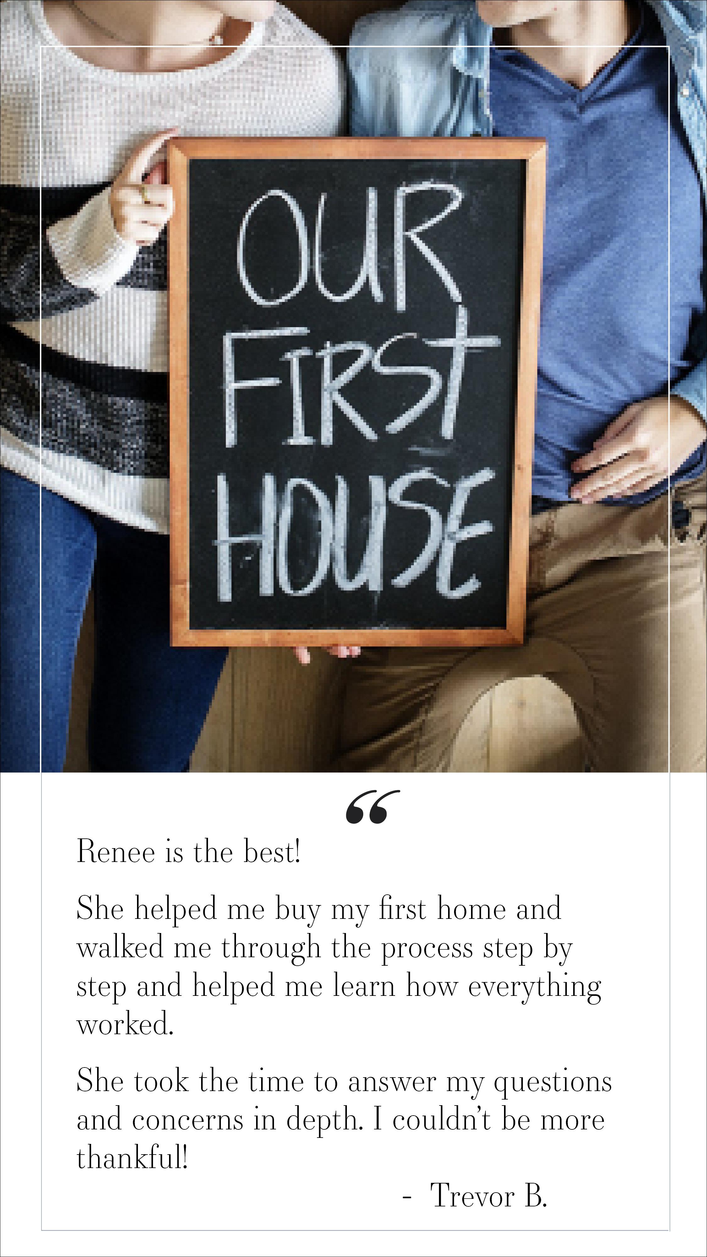 Renee Hornor Mooresville Realty Testimonials