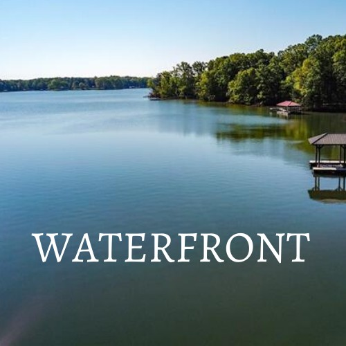 Mooresville Realty Waterfront Listings for Sale