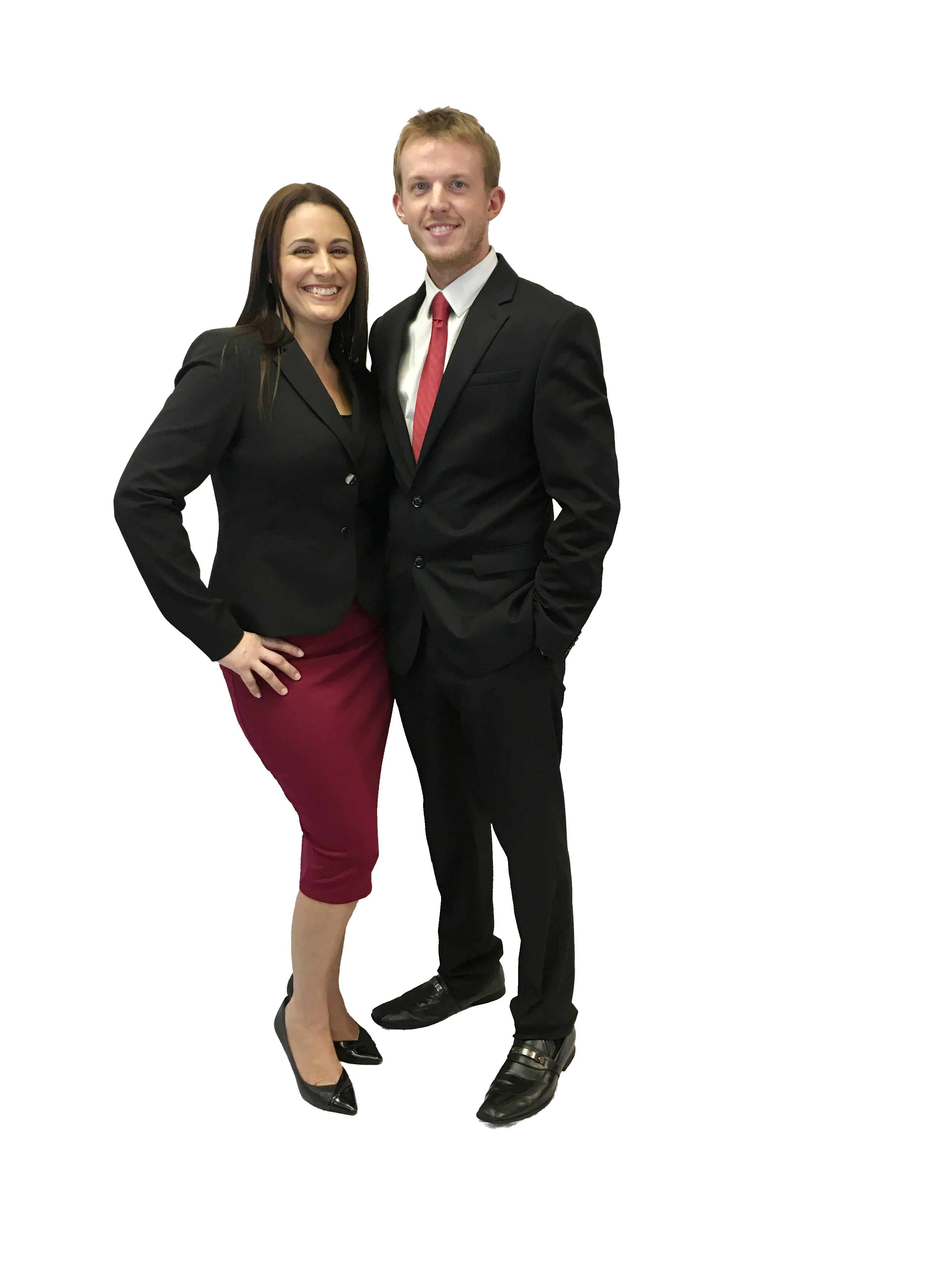 Oliver and Devinee Overton-Morgan, Orlando property managers