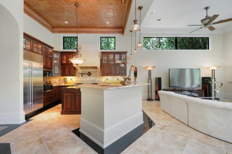 hd photography of a kitchen