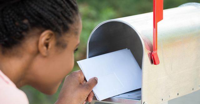 real estate mailings
