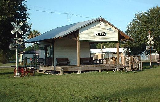 Lutz Train Depot