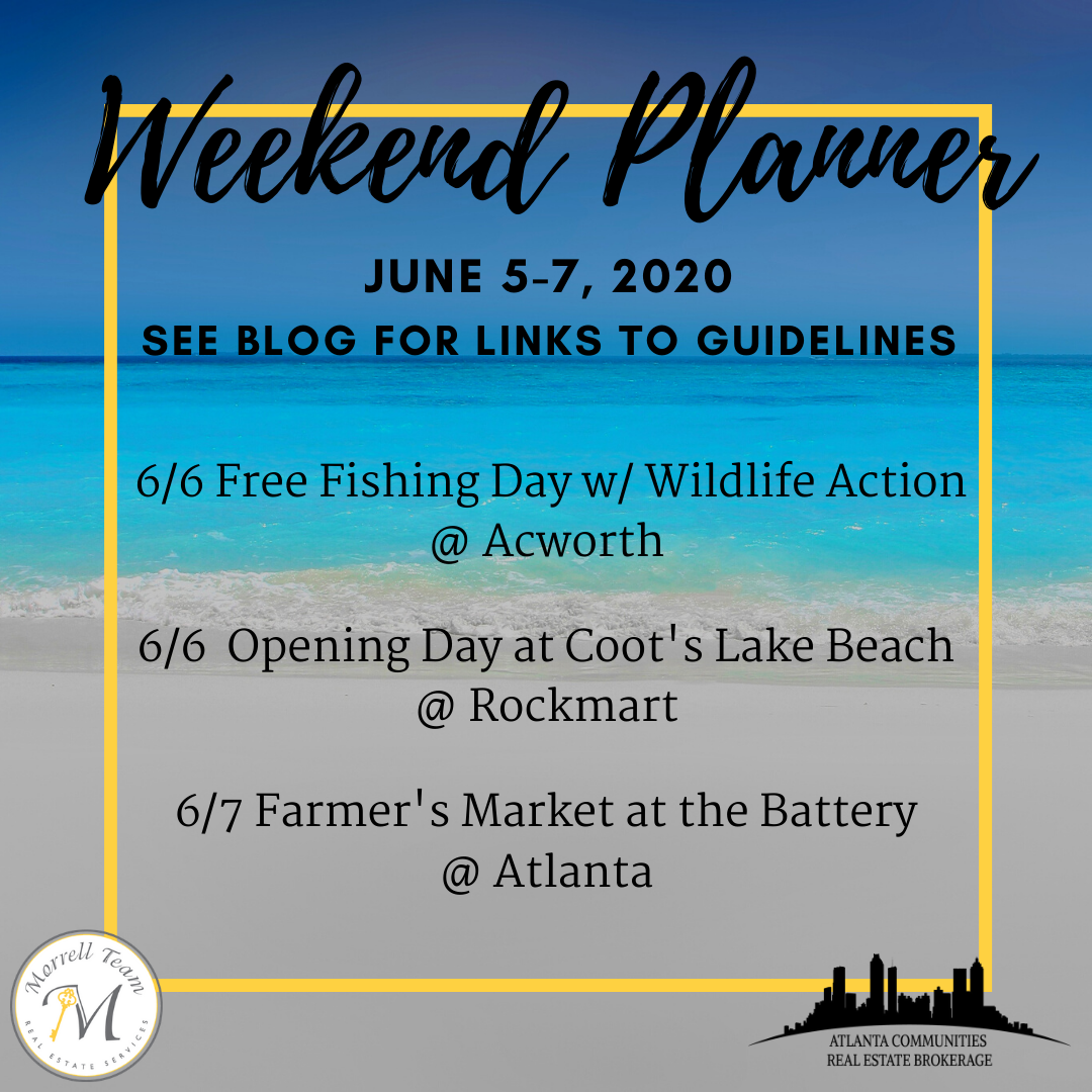 WeekendPlanner - June32020