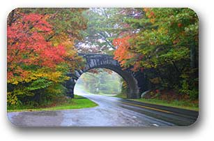 Parkway Bridge - Alleghany County North Carolina