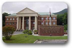 Ashe County Courthouse, Jefdferson NC