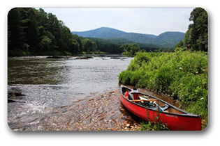 Ashe County New River