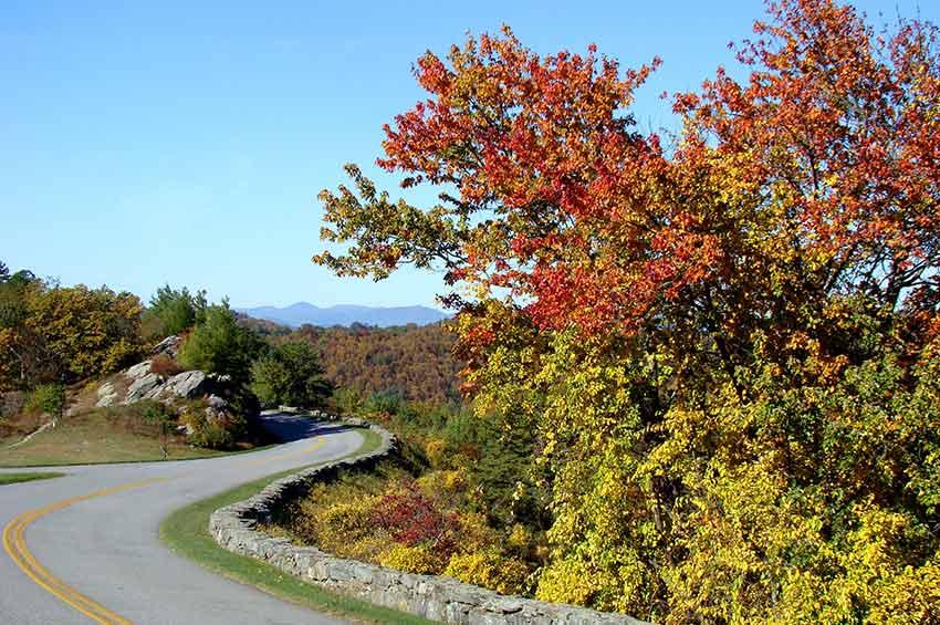 Blue Ridge Parkway Boone NC